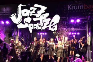 Jazzspätzla Big Band Logo