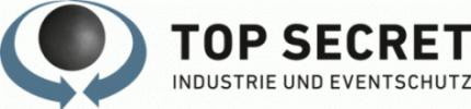 Logo TOP SECRET - Industrie und Eventschutz